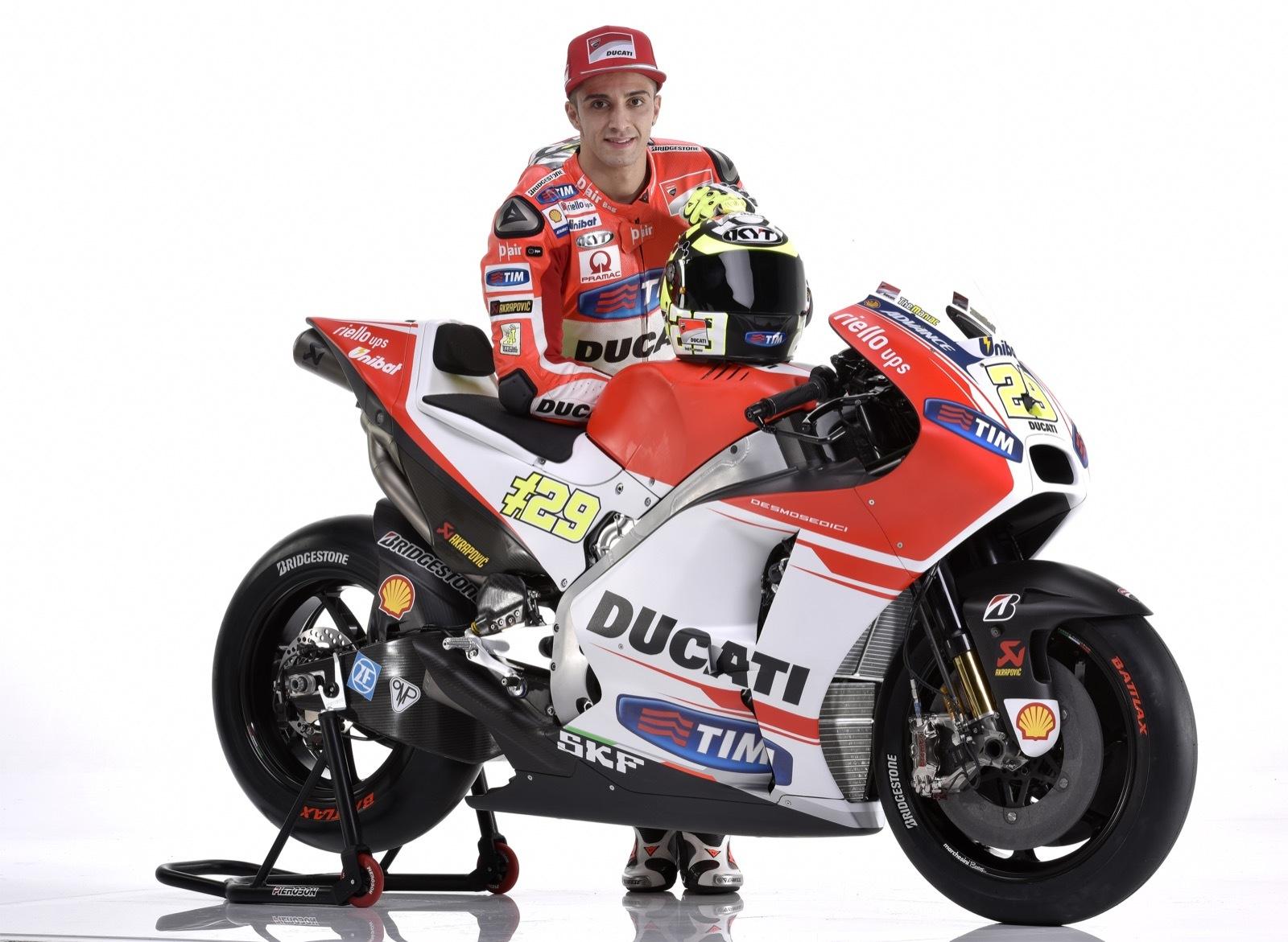Foto de Galería Ducati Desmosedici GP15 (23/63)