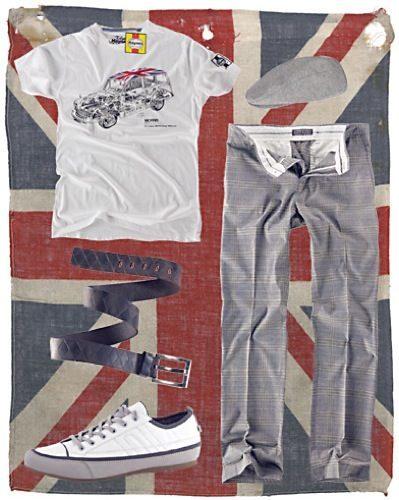 El estilo británico según el Pull and Bear