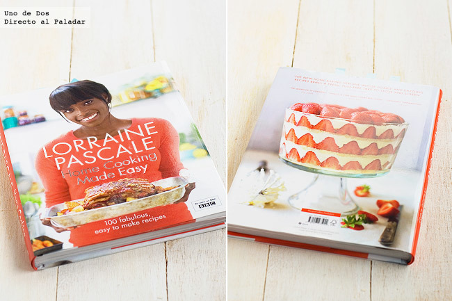 Home cooking made easy, lorraine pascale, portada
