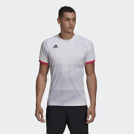 Camiseta Tennis Match Heat Rdy