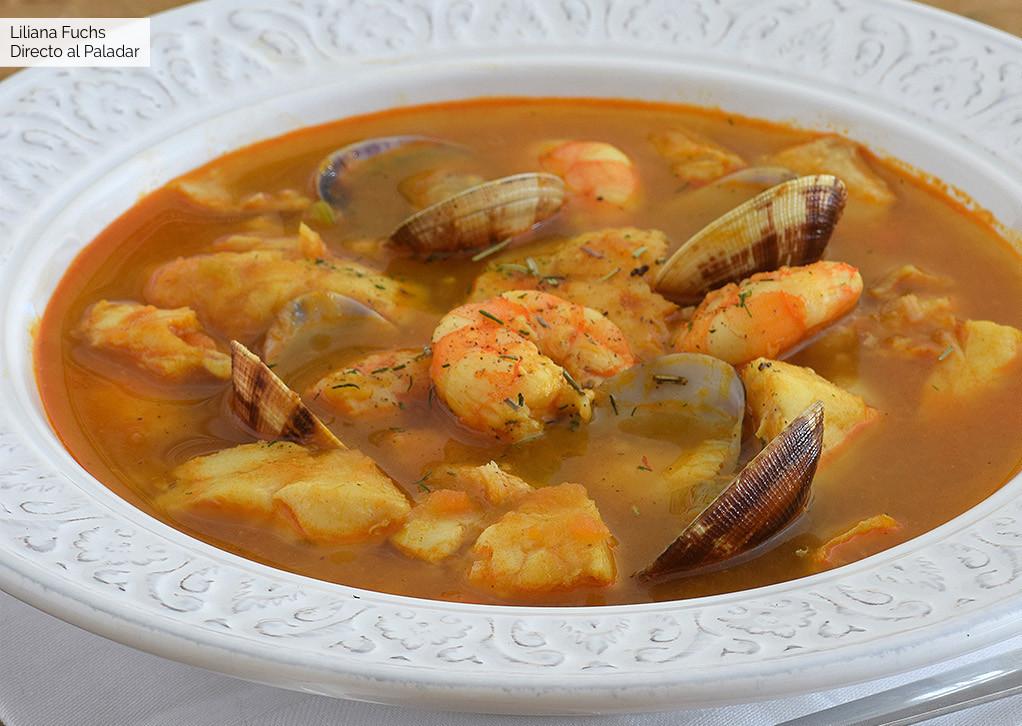 Sopa de pescado: la receta de un clásico que nunca defrauda