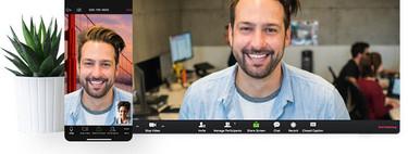 Queramos o no, la app de Zoom para iOS comparte nuestros datos con Facebook sin un consentimiento claro