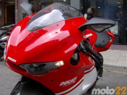 Ducati Desmosedici RR, cuando se presenta una oportunidad...