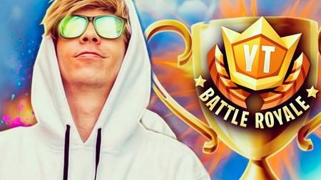El logro del Rubius con su Torneo de Fortnite y el impacto de una mega-partida  'por los LOLs'  puesto a escala
