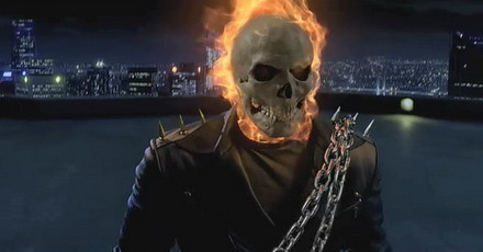 Trailer internacional de 'Ghost Rider'