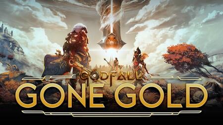 La versión para PS5 de Godfall ha finalizado su desarrollo y ya está en fase gold