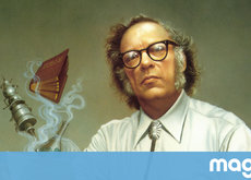 Los 6 consejos de Isaac Asimov para no quedarte nunca sin ideas a la hora de escribir