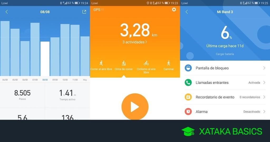 Mi Fit: qué ofrece y cómo configurar o vincular dispositivos en la app cuantificadora de Xiaomi