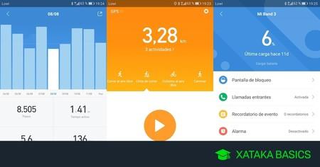 Mi Fit: qué ofrece, cómo configurarla y cómo vincular tu Xiaomi Mi Band al móvil
