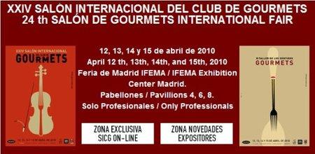 Salón de Gourmets Madrid 2011
