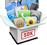 Galería de imágenes del SDK del iPhone