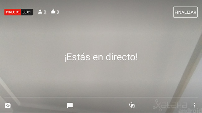 Emit Direct Youtube Android