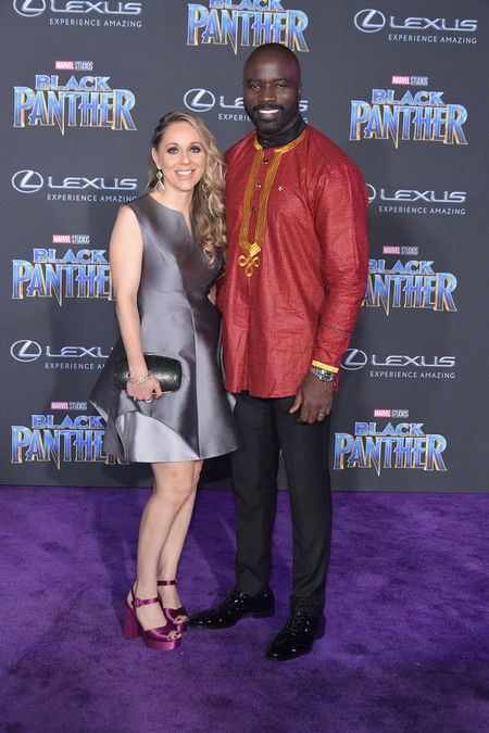 Actores Rinden Tributo A La Cultura Sudafricana Con Sus Looks En La Premiere De Black Panther