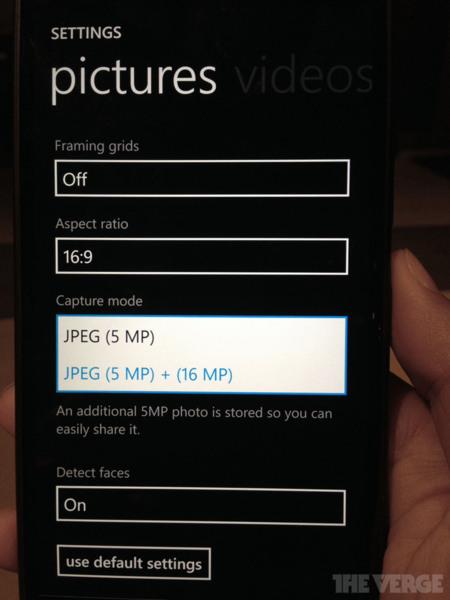 Las capturas del Nokia Lumia 1520 revelan un posible nuevo tipo de tecnología PureView