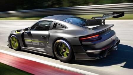 Porsche 911 Gt2 Rs Clubsport 25 Manthey Racing 2