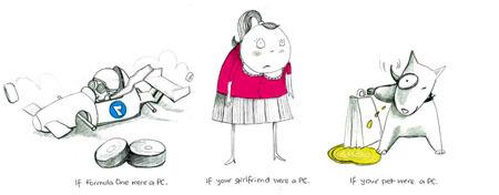 Si tu novia fuera un PC...