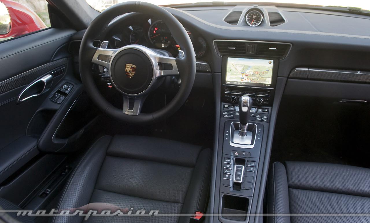 Foto de Porsche 911 Turbo (prueba) (27/33)