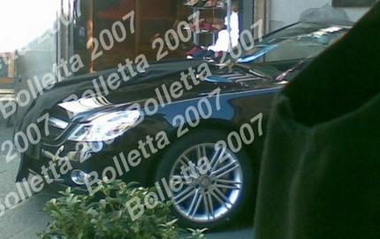 Foto espía del nuevo Mercedes SL sin camuflaje