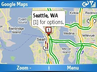 Google Maps para Windows Mobile