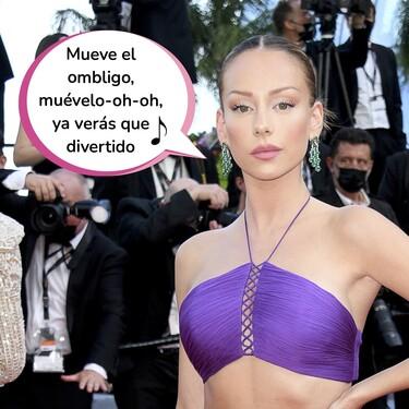El lookazo de princesa Sherezade con el que Ester Expósito ha arrasado en la alfombra roja del Festival de Cannes