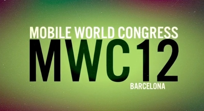 MWC 2012 banner video