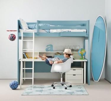 Una solución diferente para cada dormitorio juvenil