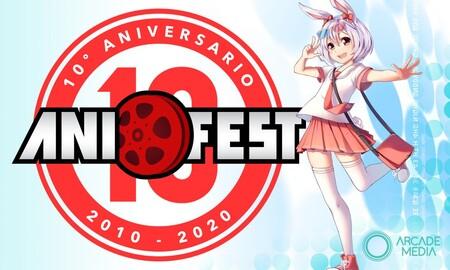 AniFest: el festival cinematográfico de anime en México se convierte en una plataforma de streaming, llegará el 1 de noviembre