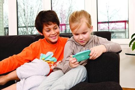 La consola de videojuegos que triunfa en Lidl ahora es más barata: portátil y con 150 juegos por menos de 20 euros