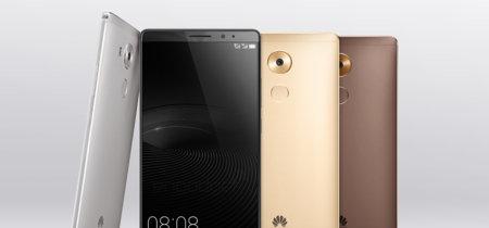 Huawei Mate 8 se mantiene en las seis pulgadas y renueva corazón: Kirin 950