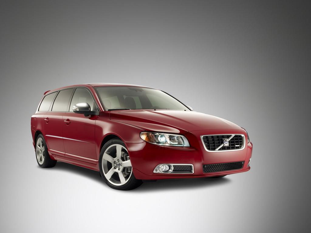 Foto de Volvo V70 R-Design (1/13)
