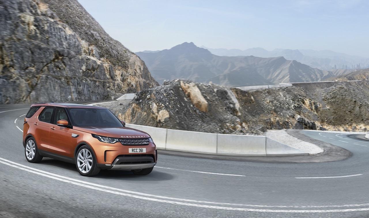 Foto de Land Rover Discovery (22/28)