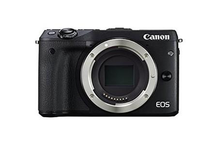 Canon Eos M3 2