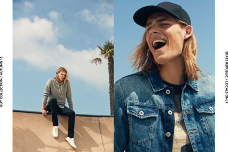 Lefties Skate Collection Fall Winter 2016 Trendencias Hombre