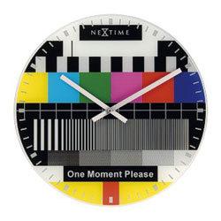 Reloj pared carta ajuste