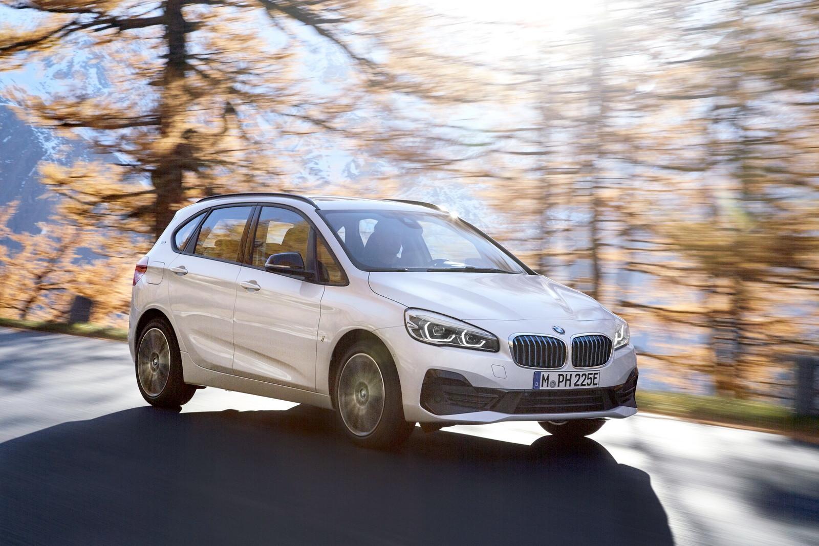 Foto de BMW Serie 2 Active Tourer (19/32)