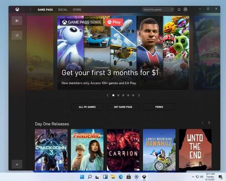 Windows 11 Filtracion Nueva App Xbox Integrada