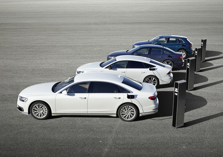 Ofensiva PHEV: Audi presentará en Ginebra sus nuevos Q5, A6, A7 Sportback y A8 híbridos enchufables