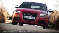 Audi RS3 Sportback, prueba (equipamiento y seguridad)
