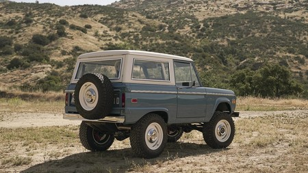 Ford Bronco Restaurado Por Icon 4x4 1