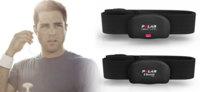 Bandas para controlar el ritmo cardiaco de Polar compatibles con el iPod y los dispositivos iOS