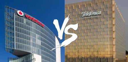 Vodafone vuelve a denunciar a Telefónica: el precio mayorista de la fibra en el punto de mira