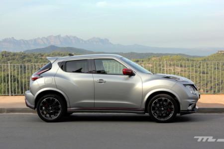 Nissan Juke Nismo Rs 2016 Prueba 225