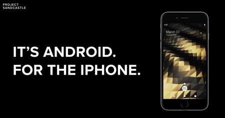 Instalar Android en los viejos iPhone para darles nueva vida: así es el ambicioso 'Project Sandcastle'