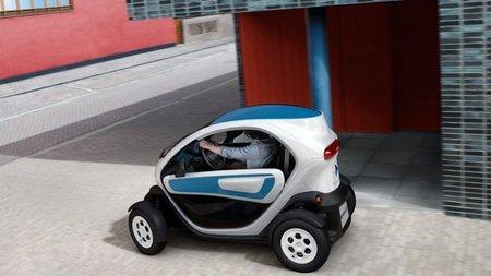En el Reino Unido ya se puede alquilar el Renault Twizy en WhipCar
