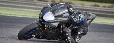 Melodía nipona: así de bien suena la nueva Yamaha YZF-R1 rodando en circuito