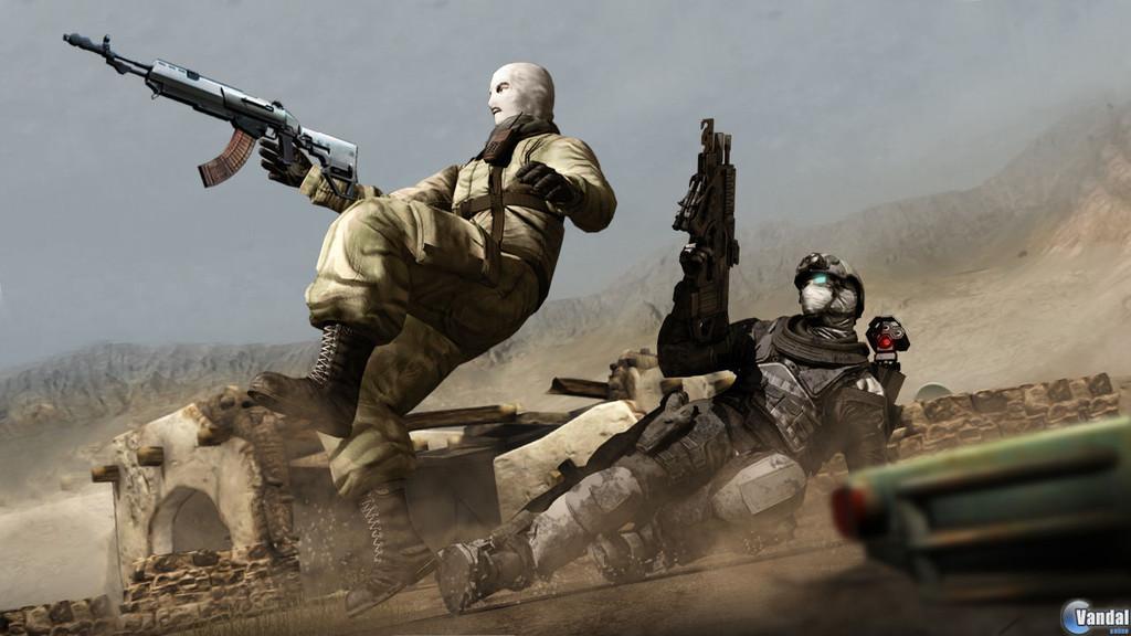 Foto de Ghost Recon Future Soldier, nuevas imágenes (10/15)