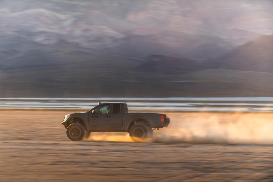Foto de Nissan Frontier Desert Runner (14/22)