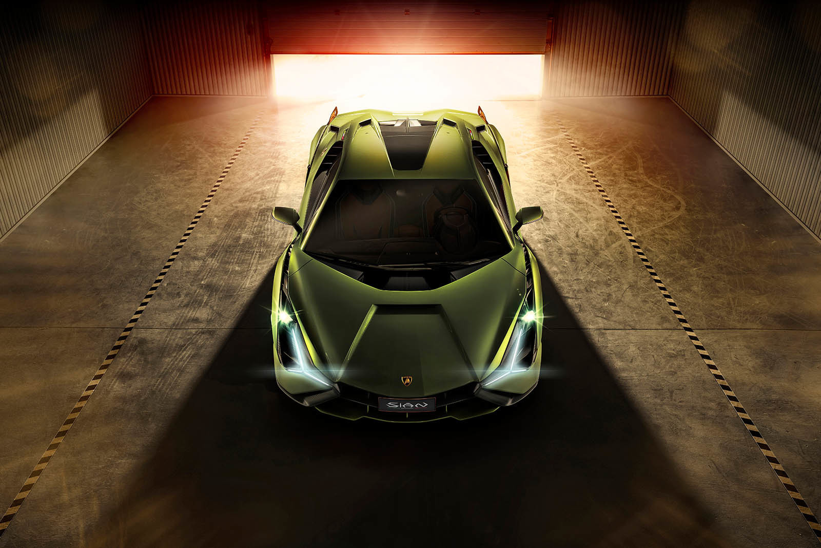 Foto de Lamborghini Siàn (14/18)
