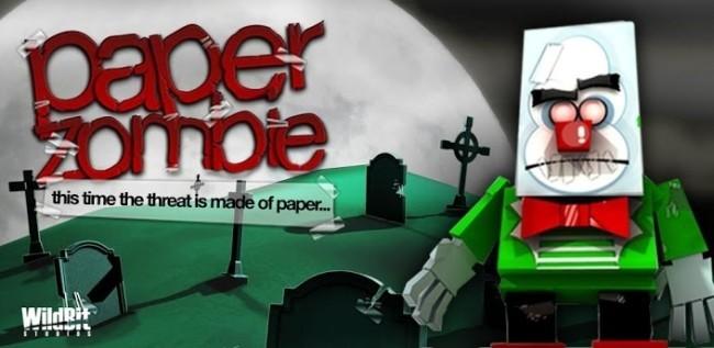 Paper Zombie