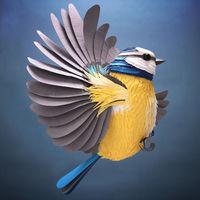 Las esculturas más originales y creativas que hemos encontrado en Instagram solo necesitan papel, una tijera y mucha imaginación